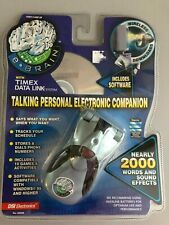 E-BRAIN TIMEX DATA LINK SYSTEM Talking Personal Electronic Companion NEW