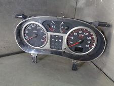 Renault Clio Sport 172 182 2001-2006 clocks / dials instrument 8200261090 97k