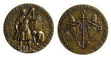 pcc1845_7) Vaticano medaglia papa Paolo VI enciclica RERUM novarum 1975