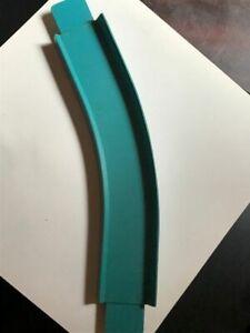 Matchbox Superfast Car Blue Plastic Curve Track #40907-102/073 Vintage 1960s