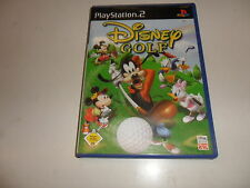 PlayStation 2  PS 2  Disney Golf