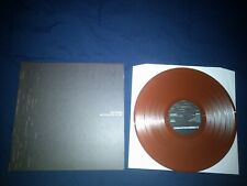 Let Down We're In this Alone brown Vinyl Record Six Feet Under Records