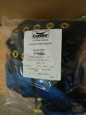 Blue/Black Full Body Harness, 45J277, Condor Brand New XL/2XL
