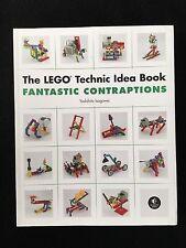 The Lego Technic Idea Book Fantastic Contraptions Volume 3 Yoshihito Isogawa