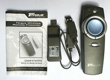Targus PAUM35 wireless presenter + CaseLogic case - laser pointer, PowerPoint