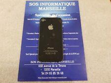 Cache Batterie Vitre Arrière ORIGINALE Apple iPhone 4s A1387