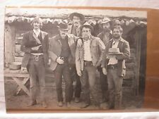 Butch Cassidy And Sundance Kid Movie Vintage Poster Garage 1970'S Redford Cng596