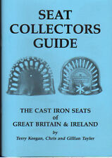 SEAT COLLECTORS GUIDE (CAST IRON)