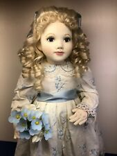 "23"" Marie Osmond Dolls Heartfelt Cloth ""Alleah"" Limited 131/250 W/ Box & COA"