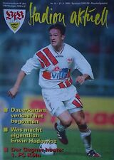 Programm 1995/96 VfB Stuttgart - FC Köln