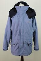 BERGHAUS Blue Light Jacket size Uk 14