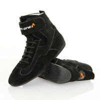 Turn One Basic Race Boots Black Non-FIA Race / Rally / Karting