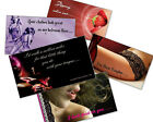 Custom Personalized I Love You I Lust You Pocket Cards Icebreaker Note Cards