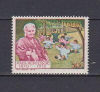 S16953) Italy MNH 1970 Montessori 1v