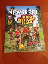 Disney Newsreel Magazine The 5th Annual Great Outdoor Games Espn July 9, 2004