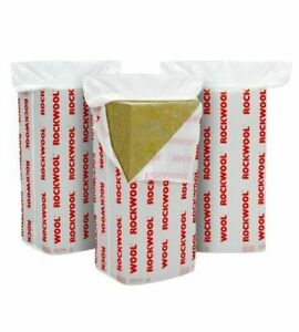 Rockwool RWA45 Acoustic Building Insulation Slab, Thickness: 50mm