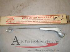 "vintage truck w/s wiper arm knurled shaft GMC IHC Ford Mack Chevrolet 18"""