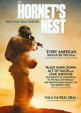 The Hornet's Nest (DVD, 2014) RARE AFGHAN WAR DOCUMENTARY BRAND NEW