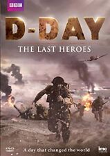 D Day the Last Heroes [DVD] As seen on BBC One
