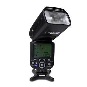 Digitalmate SB780 E-TTL AF Bounce Zoom Flash for Canon EOS SL1 T7i T6i T6s T6