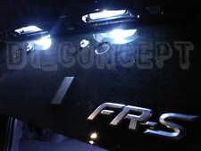 Toyota FT86 Scion FRS Subaru BRZ Rear License Plate 5-SMD LED Light Bulbs WHITE
