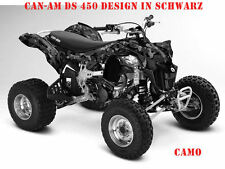 Invision DECORO KIT ATV CAN-AM Renegade, ds250, ds450, ds650 GRAPHIC KIT CAMO B
