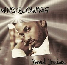 David Josias- Mind Blowing - (CD 1995) RARE - (CD and ART ONLY NO CASE)