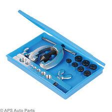 Nuevo Kit de herramienta para ensanchar tubos De Freno Mecánico Fontanero Silverline 633545