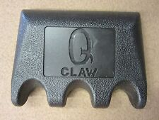 Q Claw 3 Cue Pool Cue Holder Black QClaw holds 3 Cues w/ FREE Shipping