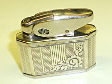 "KW (KARL WIEDEN) ""CAPRI"" AUTOMATIC LIGHTER W. 900 SILVER CASE - 1934 -GERMANY"