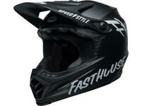 Casque moto cross BELL Moto-9 Youth Mips Fasthouse Matte Black/White NEW 2020