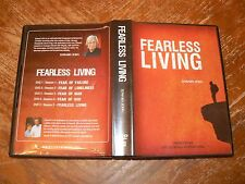 Edward John Fearless Living 5-disc Set DVD Video LIFE Outreach International