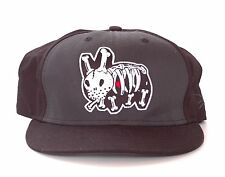 (7 3/8) New Era KOZIK x KIDROBOT LABBIT Fitted Baseball Hat Cap Street Art *rare