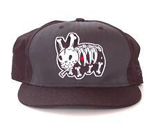 (7 3/8) New Era KOZIK x KIDROBOT LABBIT Fitted Baseball Hat Cap Street Art *rare