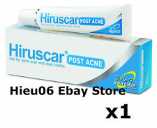 10g Tube Hiruscar 3 in 1 Post Acne Gel Reduce Acnes Scars, Blemishes, Redness