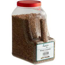 Bulk Supply 3 lb Restaurant Hotel Kitchen Diner Whole Coriander Spice