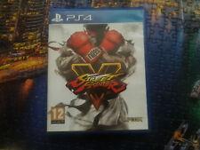 Street Fighter V | SF 5 | PS4