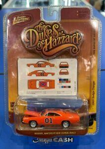 "Johhny Lightning - The Dukes of Hazzard ''1969 Dodge Charger"" 1:64 Model"