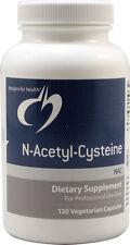 N-Acetyl Cysteine (NAC) 900 mg 120 caps - Designs for Health