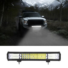 Car light 432W CREE Flood Spot Combo Beam LED Work Lamps 6D LED Work Light Bar