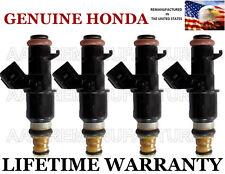 Genuine Set Of 4 Fuel Injectors for Honda Civic CR-V 2.0L 2.4L