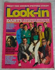 LOOK IN MAGAZINE. ISSUE 13. 24TH MARCH 1979. THE DARTS PIN UP NEW LP FREE P&P