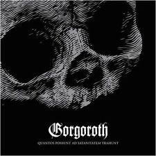 GORGOROTH - Quantos Possunt Ad Satanitatem Trahunt  [Ltd.] DIGI