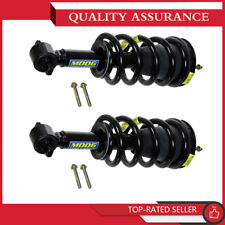 Moog FRONT PAIR SHOCKS STRUTS For 2007 CHEVROLET SILVERADO 1500 LT4WD