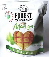 100% Dried Mango Slices Soft Chewy Snack 650g