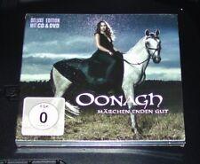 Oonagh Märchen Estremità Bene Deluxe Edition CD+DVD Veloce Spedizione Neu & Ovp
