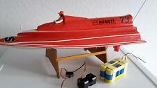 Modellbau, Schiff, RC-Rennboot, Avanti, Krick Modelltechnik, gebraucht