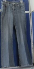 EUC 548 LEVI STRAUSS Perfectly Slimming JEANs Flare Sz 12 Medium