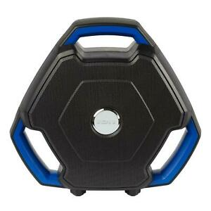 Ion, Wave Rider Waterproof IP67 Floating Bluetooth Speaker w LED Lights, FM