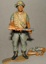 "1:18 Ultimate Soldier Vietnam War U.S Army M79 Luncher Grenadier Figure  4"""